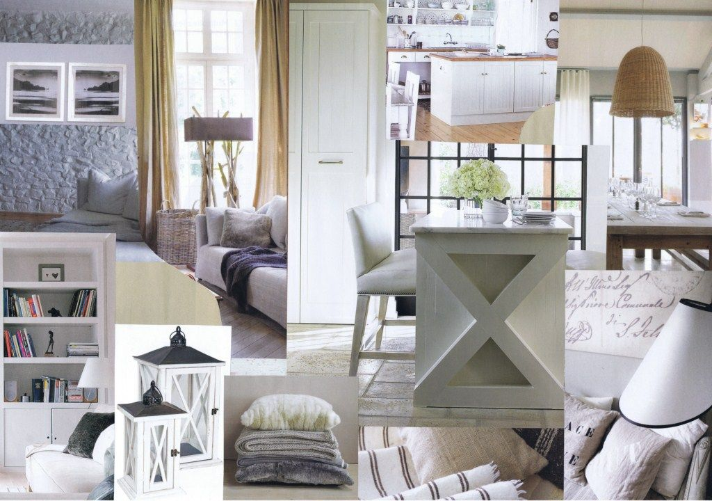 projet client ambiance cottage en normandie sonia saelens d co. Black Bedroom Furniture Sets. Home Design Ideas