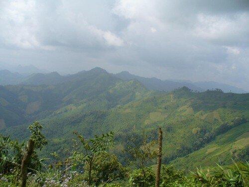Laos, Luang Prabang à Vengviang 265