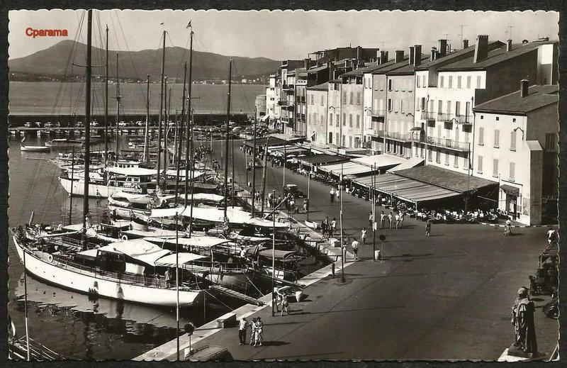Jeu 67 de la Licorne Saint-Tropez