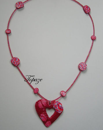 collier_fimo_coeur_rose