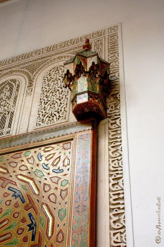 ©26 2_gond porte Moulay Ismaïl_Mekhnes
