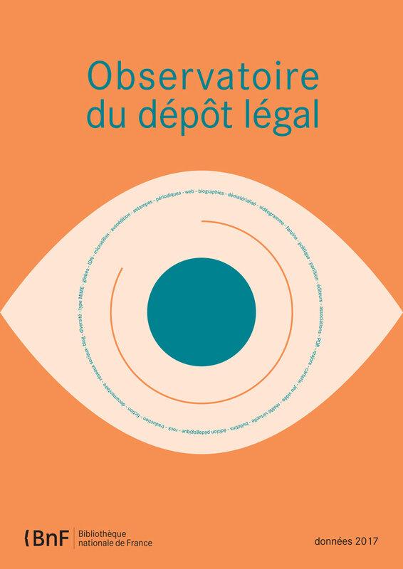 Dépôt légal 2017 : un record pour les livres imprimés