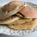 Des pancakes pour la chandeleur!
