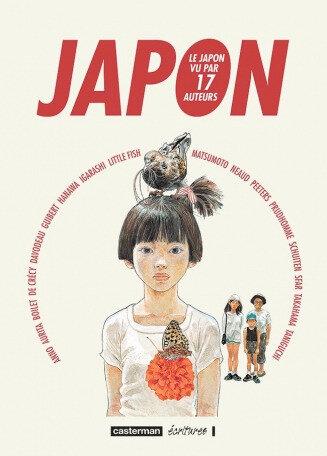 Le Japon vu par 17 auteurs