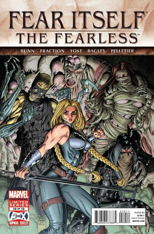 fear itself the fearless 10