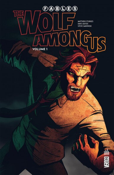 urban fables the wolf among us 01