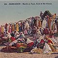 Félix essaye la couleur - marrakech à la fin des années 20 - pâques