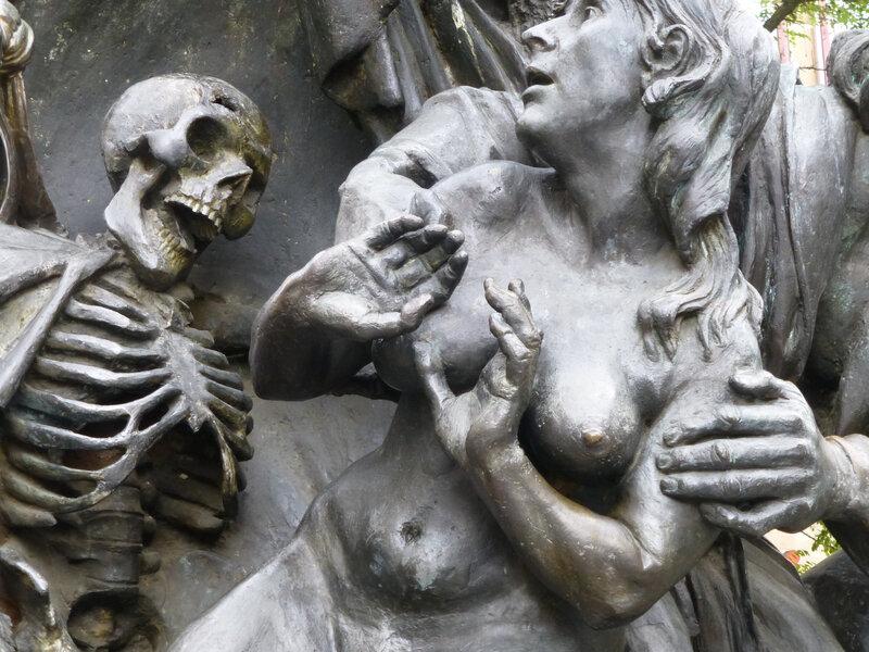 La mort et la femme PhotoJT