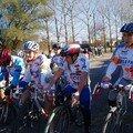 Florian, Carl, Fabien au départ