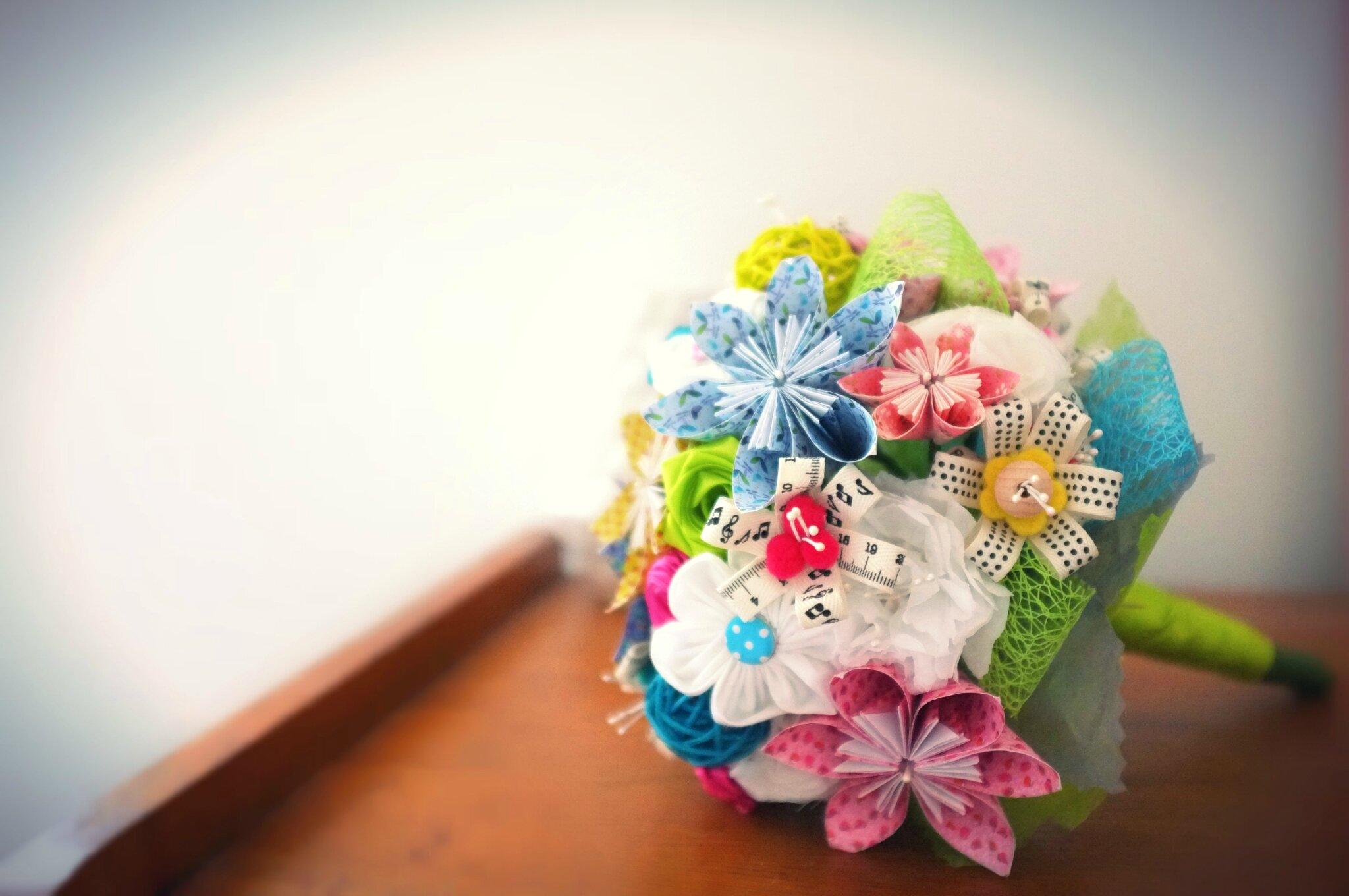 le bouquet de la mariée {résultat final} - that's all.i.am