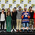 Teen wolf - panel et interviews au comic con 2015