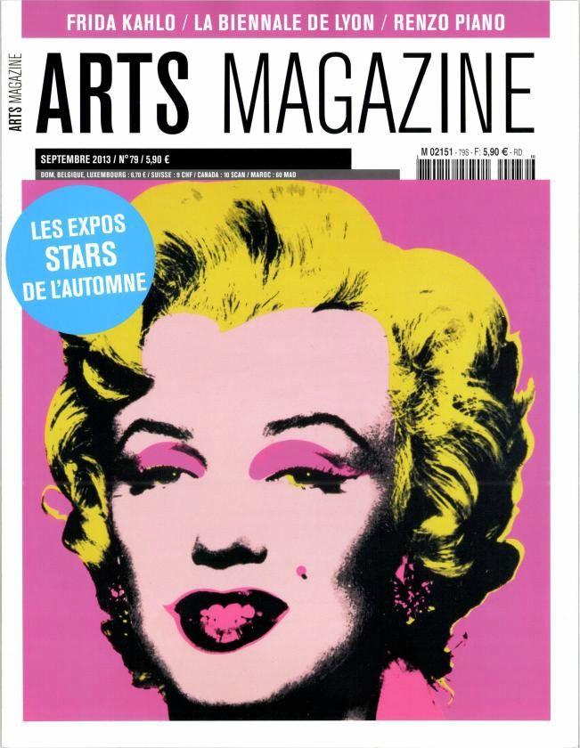 2013-09-arts_magazine-france