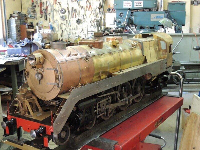 4017 Grande Révision classe 38 NSW B-P