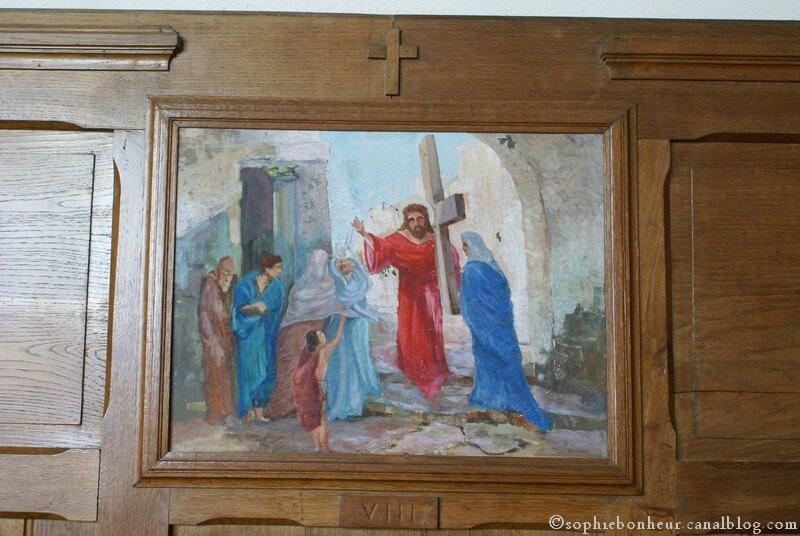 Préfailles chapelle chemin croix