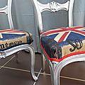 La paire de chaises