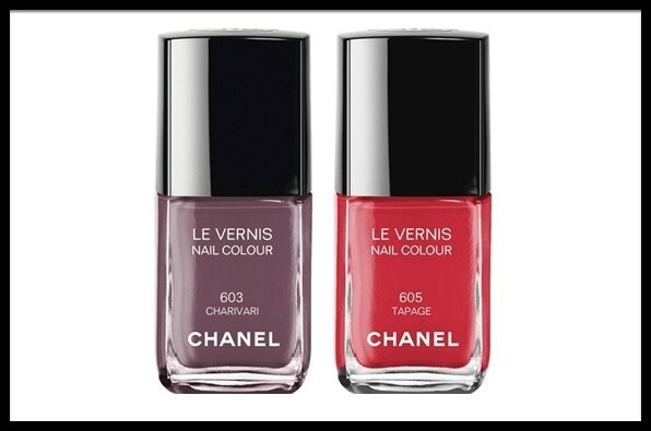 chanel notes de printemps charivari & tapage