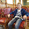 Banc fauteuil musée (Monaco, octobre 2011)