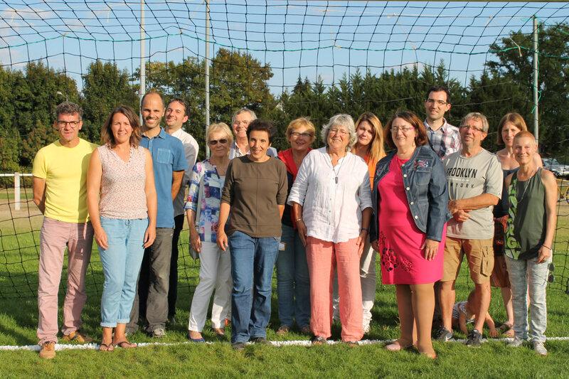 groupe liste 2018, solidaires du Foot-ball Club de Bois le roi