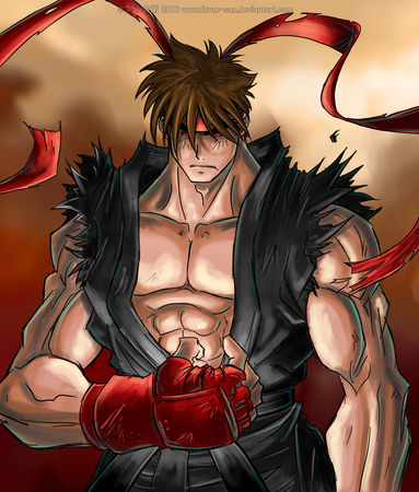 Street_Fighter___Evil_Ryu_by_furan_san_1_