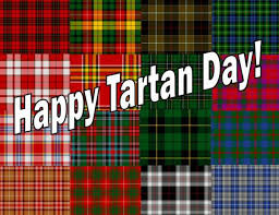 6 avril 2018 : Fête celtique du TARTAN DAY: déclaration d ...