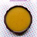 Soupe poireaux & pommes de terre