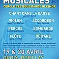 Rencontres musicales 2014