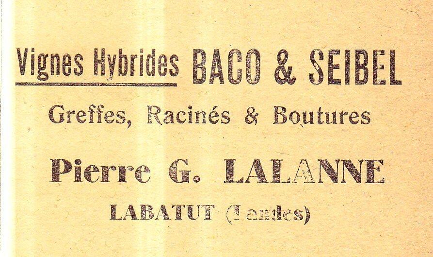 Lou Garounés 1931 Publicités (31)