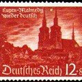 ALLEMAGNE (9 timbres)