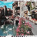 Annecy - canal