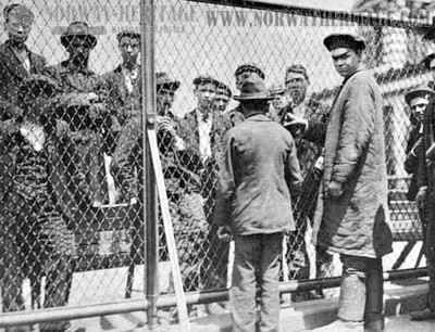 detention pen ellis island