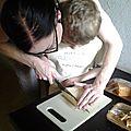Cuisine: tarte au maroille (nord pas de calais)