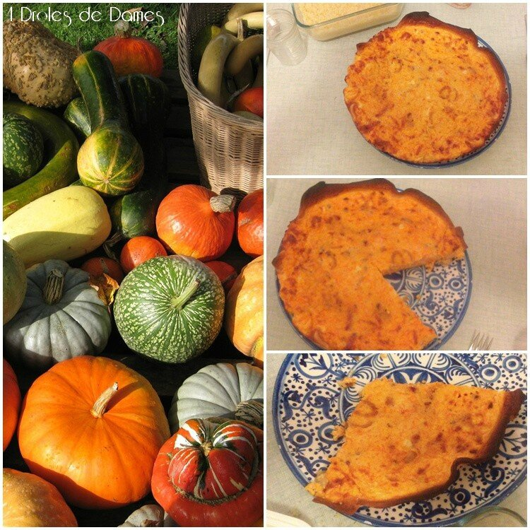 tarte au potiron_Lady Orange_recette_4 Droles de Dames