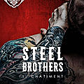 Steel brothers #1 : châtiment – manon donaldson