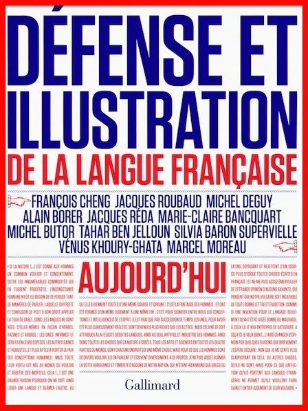 defense et illustration de la langue francaise