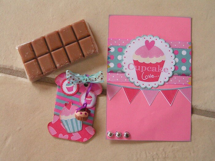echange floss tag gourmandise carte