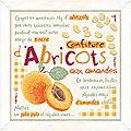 Sal confiture d'abricots : objectif 12