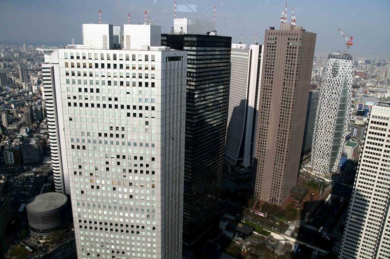 Tokyo'-s-Skyscrapers2
