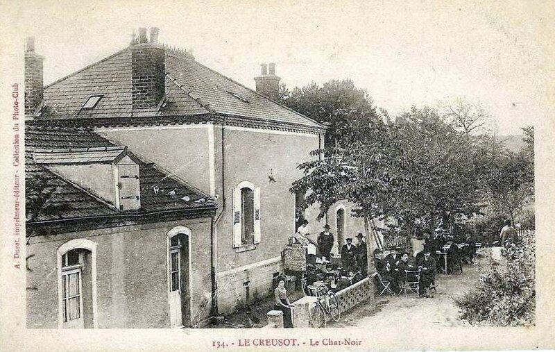 1919-02-01 - Le Creusot le chat noir cd