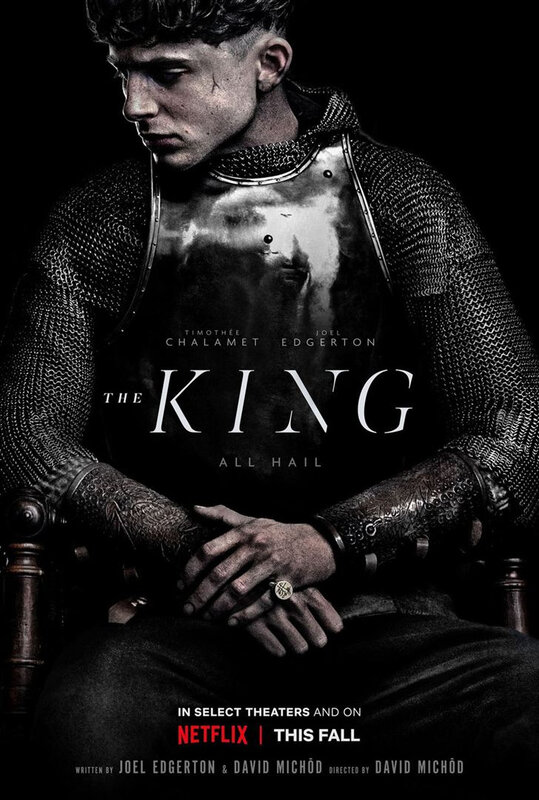 The King affiche