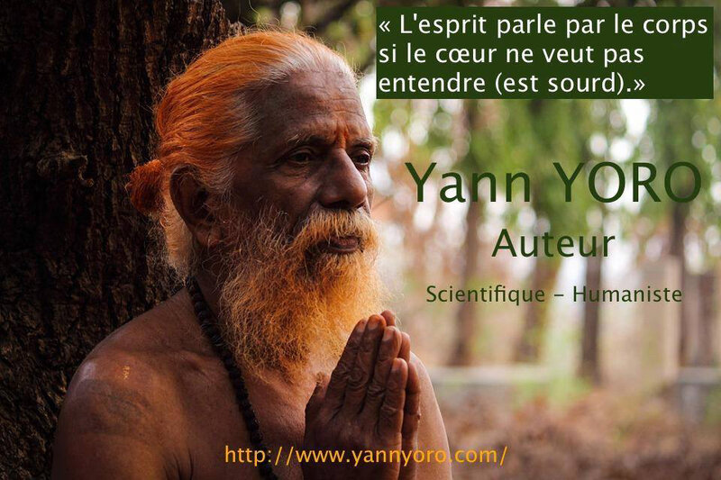 Yann YORO - Auteur - Humaniste - 28 secondes en 2012