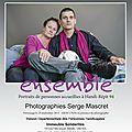 Exposition photographique handi-répit 94 du 29 septembre au 16 octobre 2015à créteil