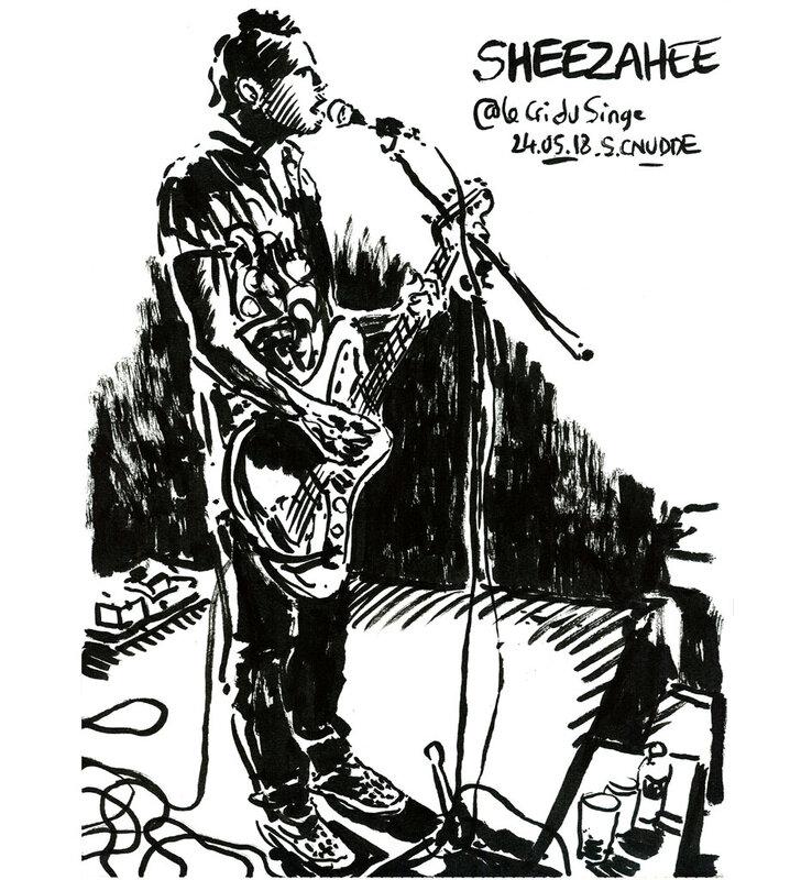 Sheezahee
