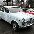Alfa romeo giulietta ti série iii 1961-1965