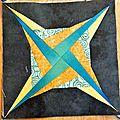 étoile 4 branches Gisèle