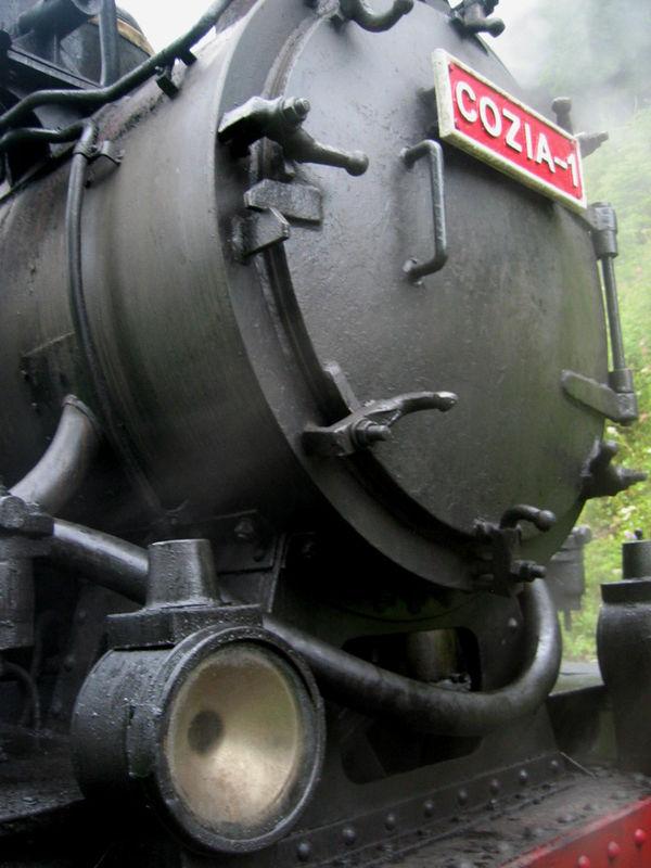 Train vapeur Viseu de Sus