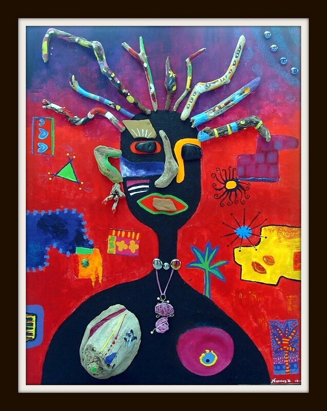 A partir de Femme africaine de Nanoug (40)
