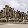 Chateau de saint-germain-en-laye - france