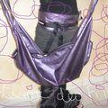 sac violet mod