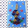 Quilling Clémence carte49