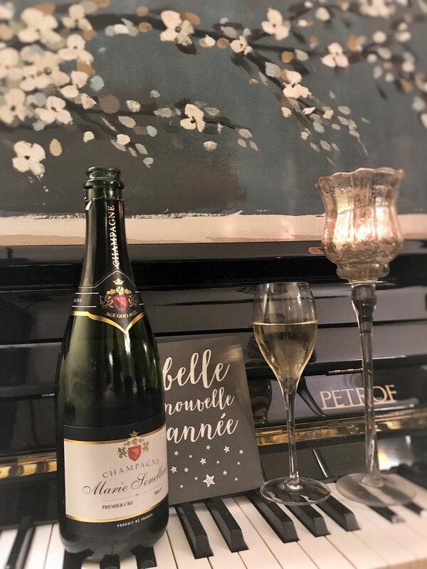 Le Clos de la Tourelle Champagne Marie Senellart